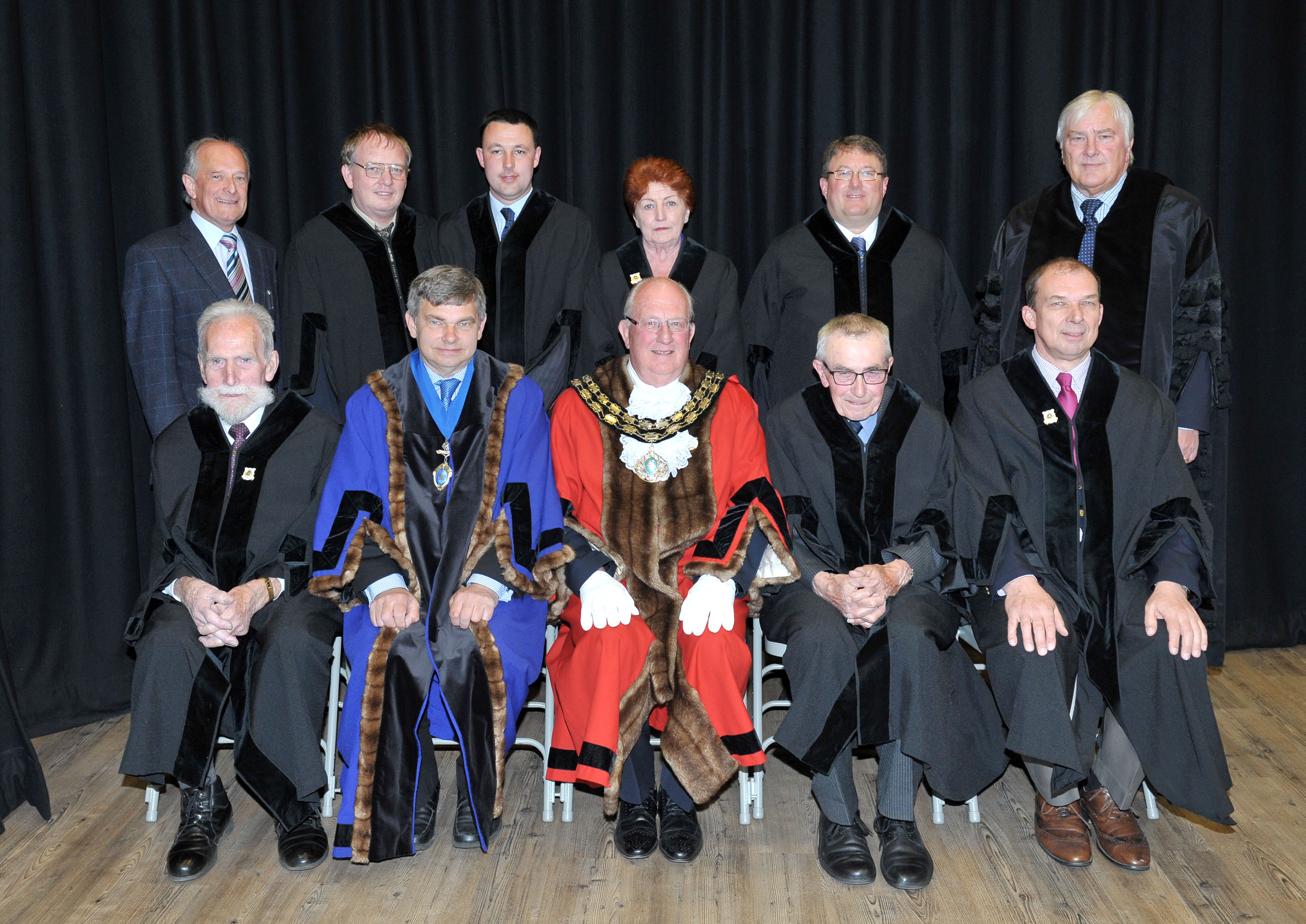 March Town Council Annual Assembly.2015