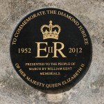 Diamond Jubilee Plaque